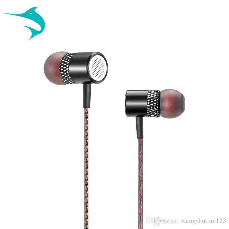 TunaG3, earhones Universal, Subwoofer Auriculares, auriculares internos adecuados para el teléfono de Apple, Samsung teléfono, teléfono Xiaomi