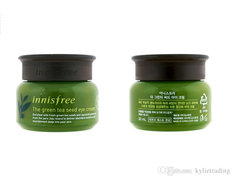 Korea Brand Innisfree The Green Tea Seed Eye Cream 30ml Eye Care