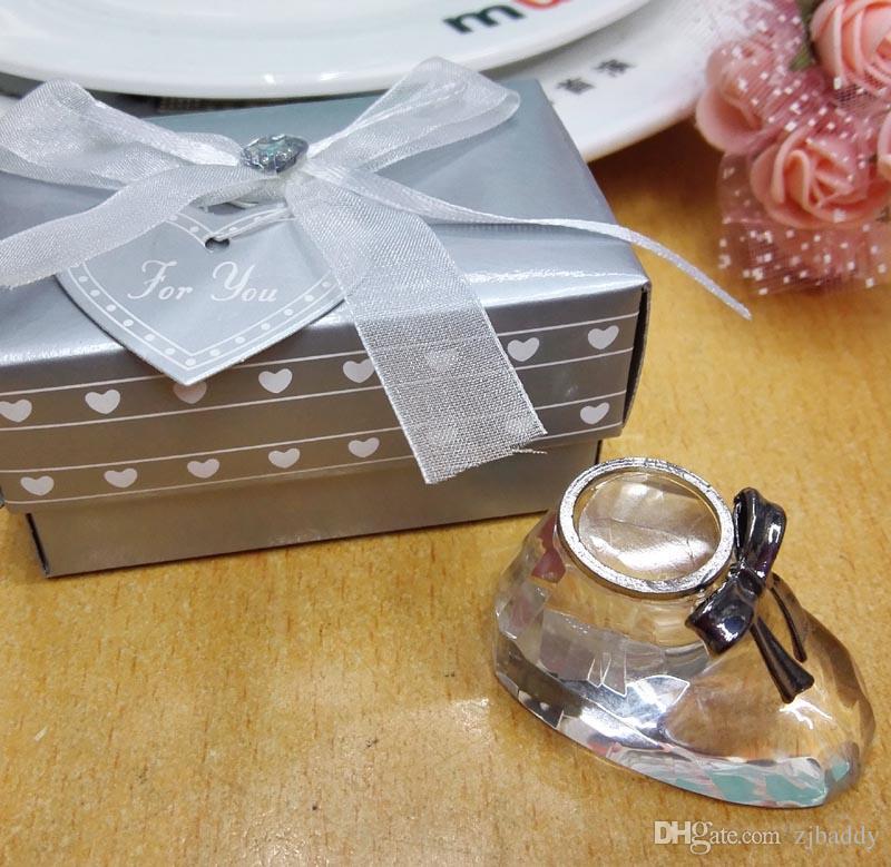 세례 기념품 베비 샤워는 호의를 베푸는을위한 선택 아기 아기 구두를 초대합니다 손님을위한 아기 생일 샤워 선물 100pcs / lot
