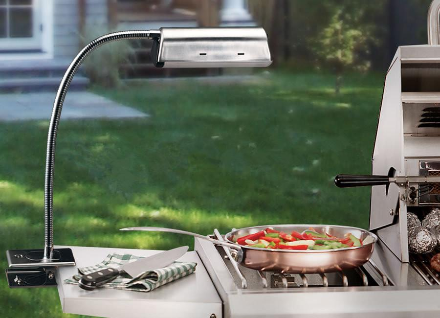 Outdoor bbq led grill lights for gas grill and electric grill bbq outdoor bbq led grill lights for gas grill and electric grill bbq led light clip on aloadofball Choice Image