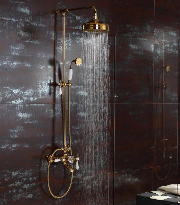 شحن مجاني دش الأمطار و حمام صنبور خلاط صنبور حمام حمام الذهب المطر دش اليد حوض صنبور مجموعة