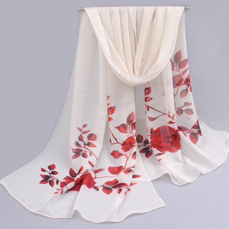 Cachecol جديد 2015 أزياء نمط مصمم الشيفون والأوشحة الحريرية النساء عقال الشمس ربيع الخريف الاكسسوارات منديل JIA286
