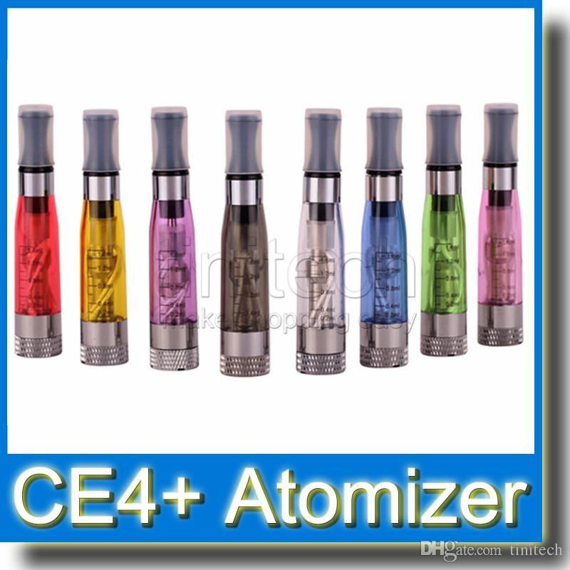 CE4+ 1.6ml Atomizer Updated Cartomizer from CE4 Atomzier VS CE5 CE6 Clearomizer Hot Sale Item