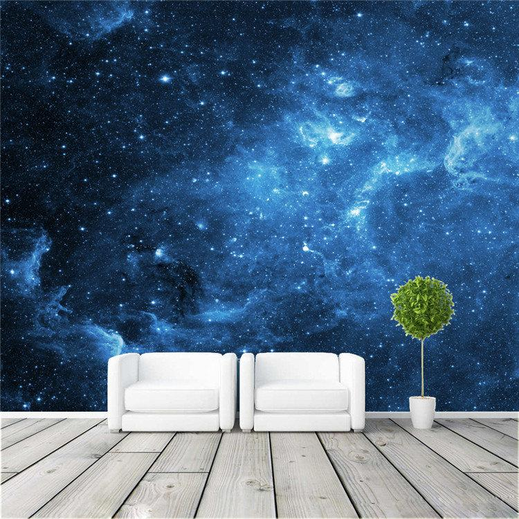 Charms Galaxy Stars View Wall Stickers Art Mural Decal Photo Wallpaper Living Bedroom Hallway Childrens Rooms Office Bedroom Wallpaper Best Desktop