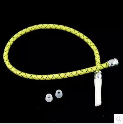 Factory direct colorful silicone straw, glass hookah accessories, free shipping, large better