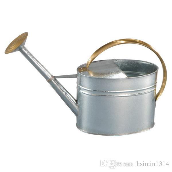 2020 new colored galvanized watering can