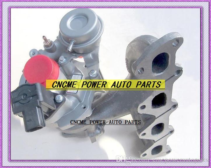 TURBO K03 53039880162 53039880248 53039880150 53039880142 Turbocharger For VW GOLF 5 Polo Tiguan Touran BLG BMY 1.4L TSI electrical actuator