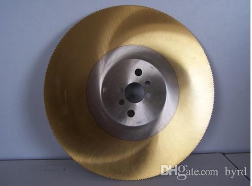 APOL 10 pollici seghe circolari 275 * 1.2 * 32mm sega acciaio utensili da taglio HSS-M42-alta velocità lame industriali sega morse dorato