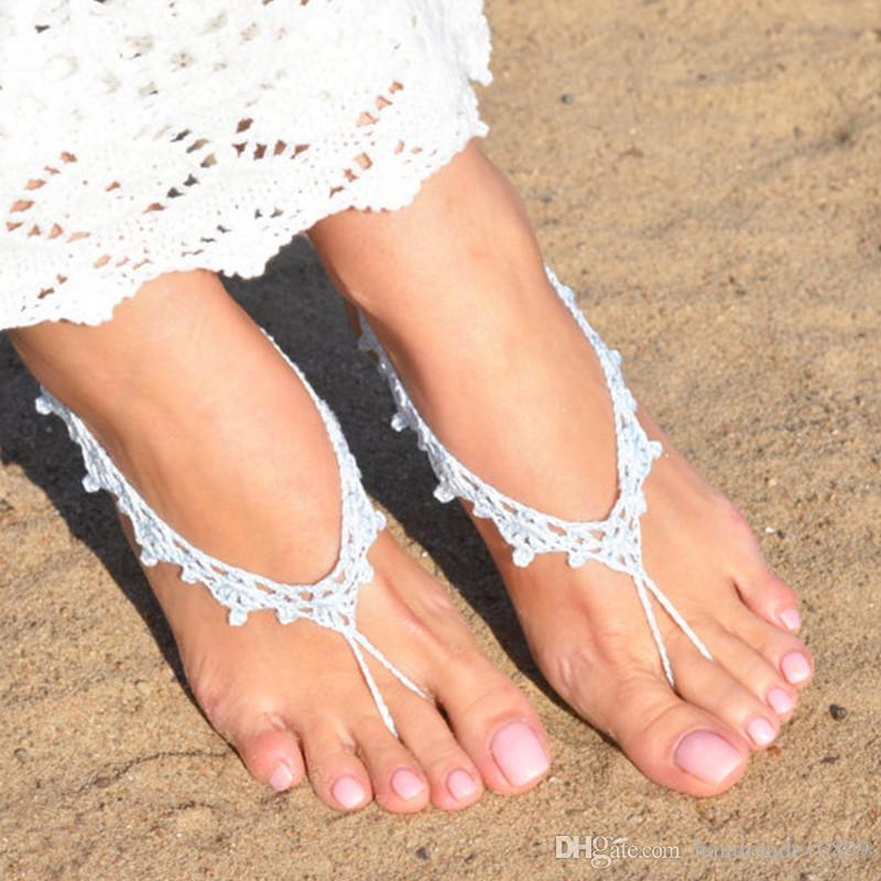 Boho Jewelry For Her Foot Jewelry Barefoot Sandals Nude Shoes Summer Jewelry Bridesmaid Gift Beach Shoes Girlfriend Gift Barefoot Sandle