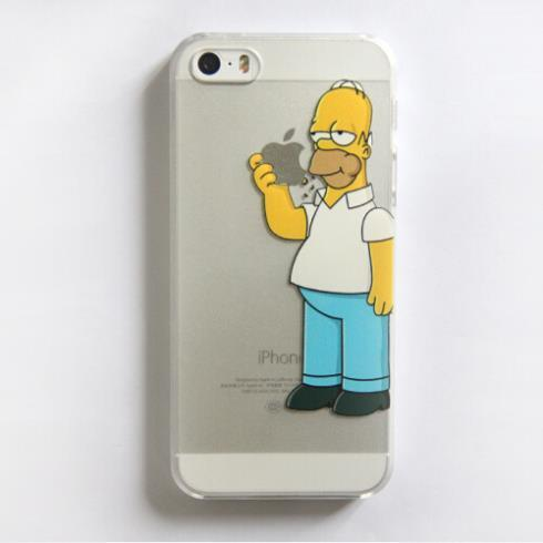 cover homer iphone 5s