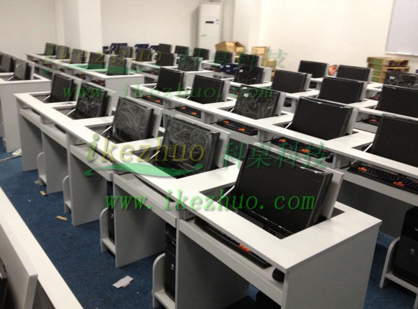 2019 Flip Computer Desk School Classroom Computer Desk Computer Room Computer Desk From Ning528 2241 21 Dhgate Com