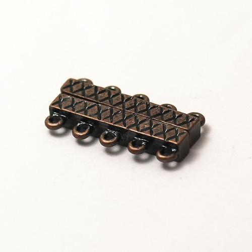 Beadsnice all'ingrosso chiusura magnetica in lega di zinco per i braccialetti che fanno gioielli fai da te accessori calamita magnete all'ingrosso ID 26613