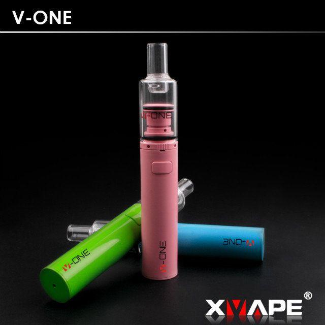 Новейшая версия обновления XVAPE V-one стекло воск испаритель керамический пончик vape ручка