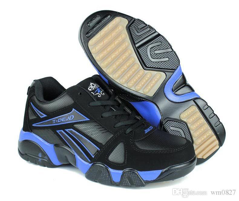 3d0e8dab ... Alta calidad 2015 primavera otoño nuevos hombres Delocrd zapatos  deportivos zapatillas de deporte par de zapatos