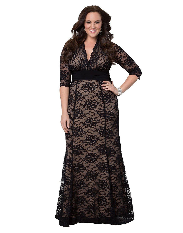 6XL Women\'S Plus Size Maxi Dress Women Long Little Black Lace Dresses 5xl  6xl Mother Of The Bride Lace Dresses Cute Red Party Dresses Sundress On  Sale ...