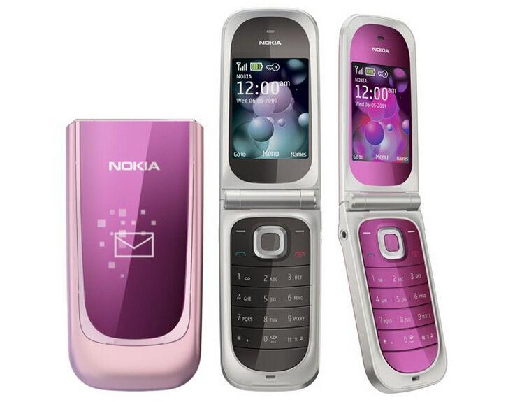 7020 Original Unlocked Nokia 7020 mobile phone 2MP Camera Bluetooth FM JAVA MP3 Cheap Cell Phone refurbished 1 year warranty