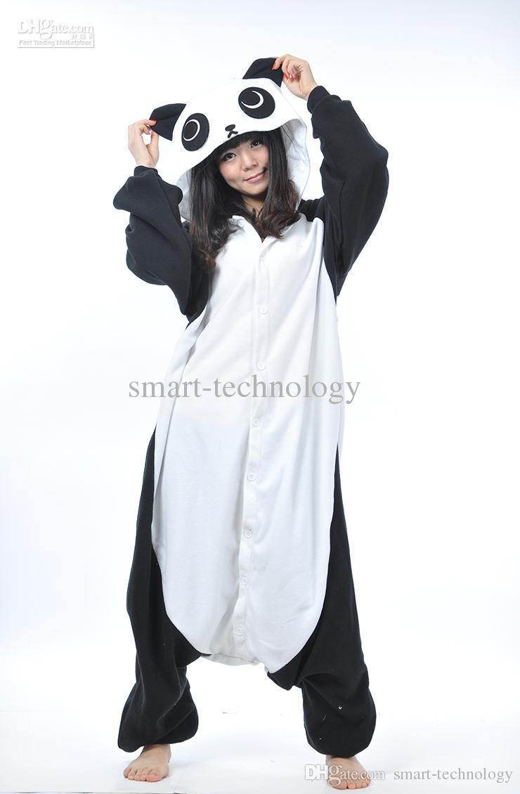 acquisto economico f8070 f07a6 Acquista Kigurumi Pigiama Kung Fu Panda Cosplay Pigiama Da Notte Del  Fumetto Sveglio Molle Pigiama Animali Sono Adatto Al Trasporto Notte Gratis  A ...