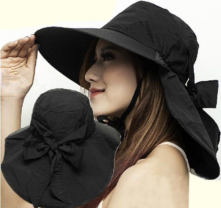 spf hats for women