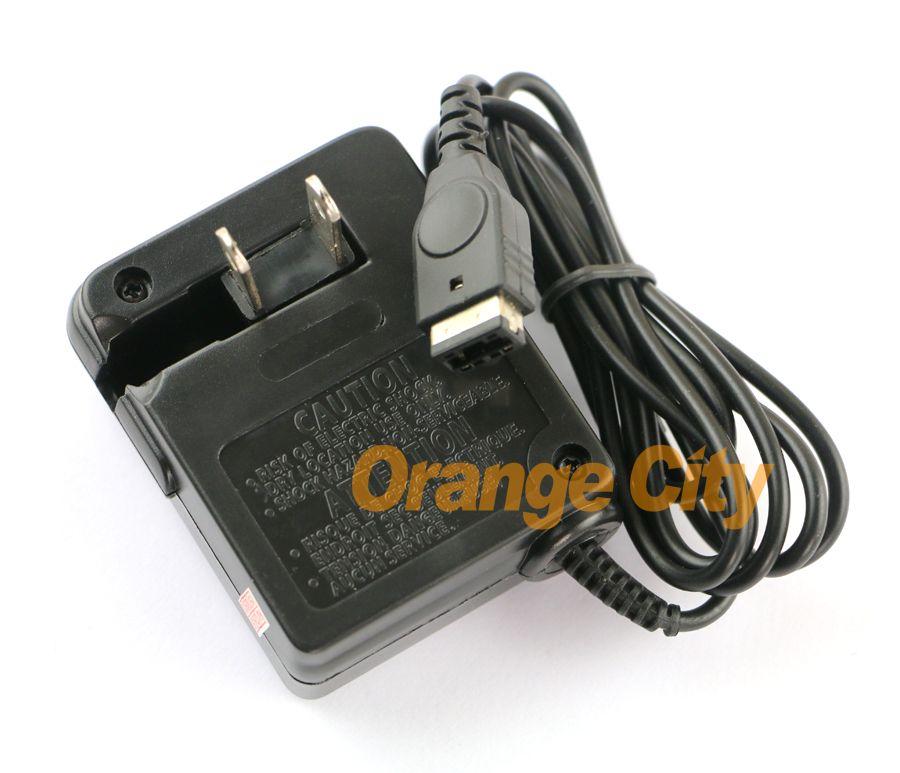 ABD Plug AC Adaptörü için Güç Kaynağı Şarj GBA SP NDS için GameBoy Advance SP için