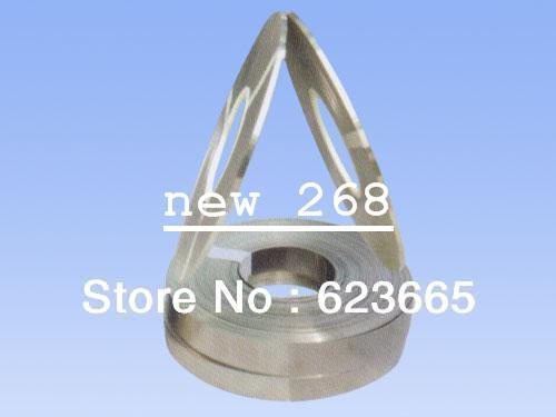 0.3*8mm pure nickel strip 18650 battery nickel plate Lithium battery connecting sheet Free shipping
