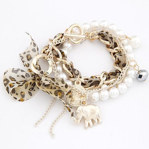 2015 neueste tier charmings perle spitze armband für frauen, kostenloser versand