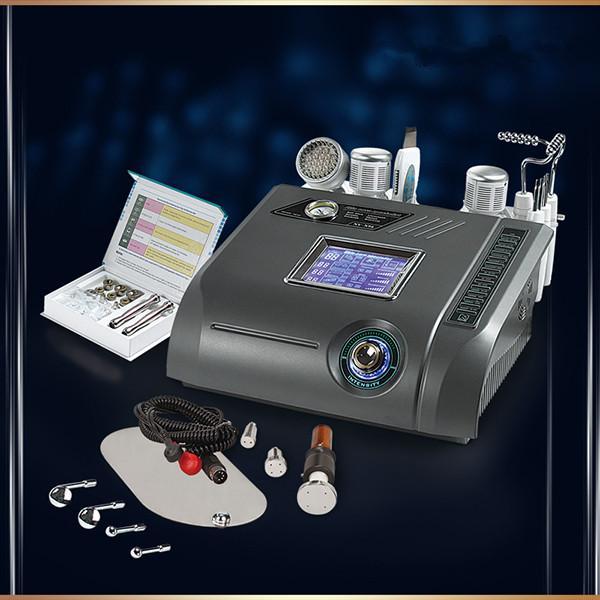 Бесплатная доставка высокое качество портативный нет иглы мезотерапии устройство 6 в 1 Ce для салона и домашнего использования