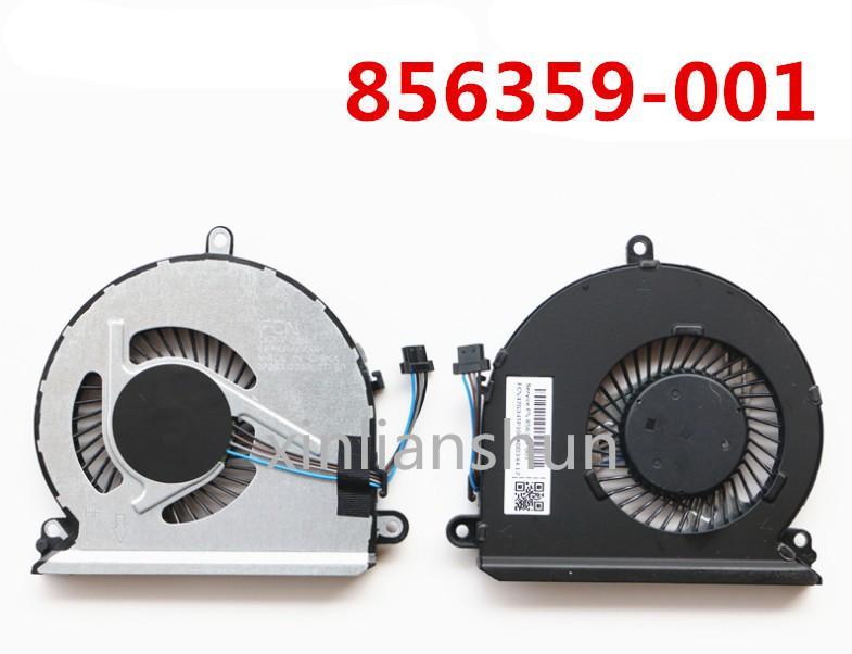 Neuer Laptop CPU-Lüfter für HP PAVILION 15-AU144TX AU145TX AU146 AU157TX AU156TX au148 au149TX 856359-001