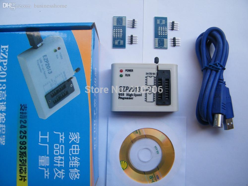EZP2015 al por mayor-más reciente, actualización de EZP2010 / ezp2011 24 25 26 93 SPI bios Programador SPI USB de alta velocidad, soporte win7 win8