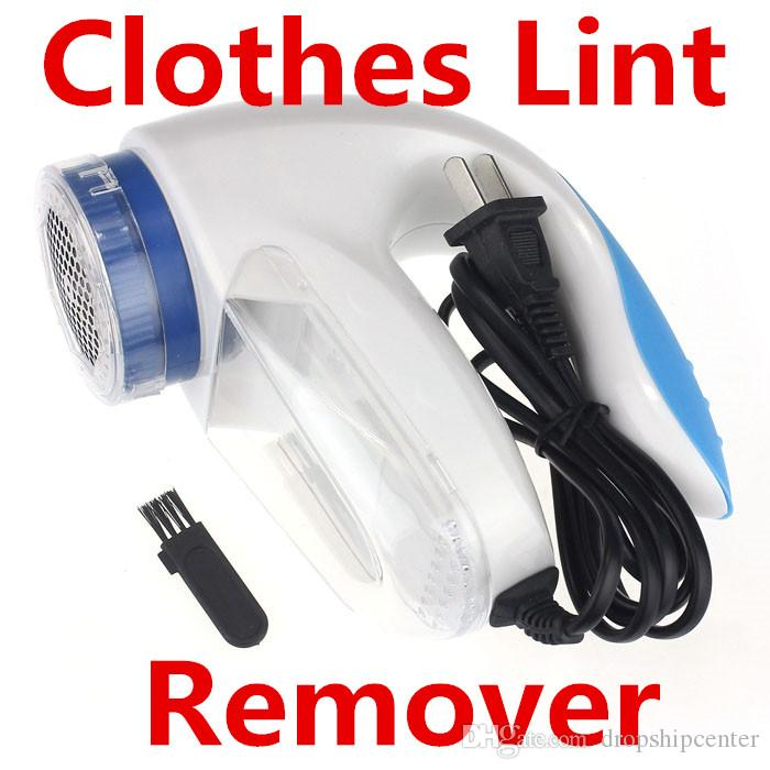 2021 NEW Electric Clothes Lint Pill Fluff Remover Fabrics Sweater Fuzz Shaver