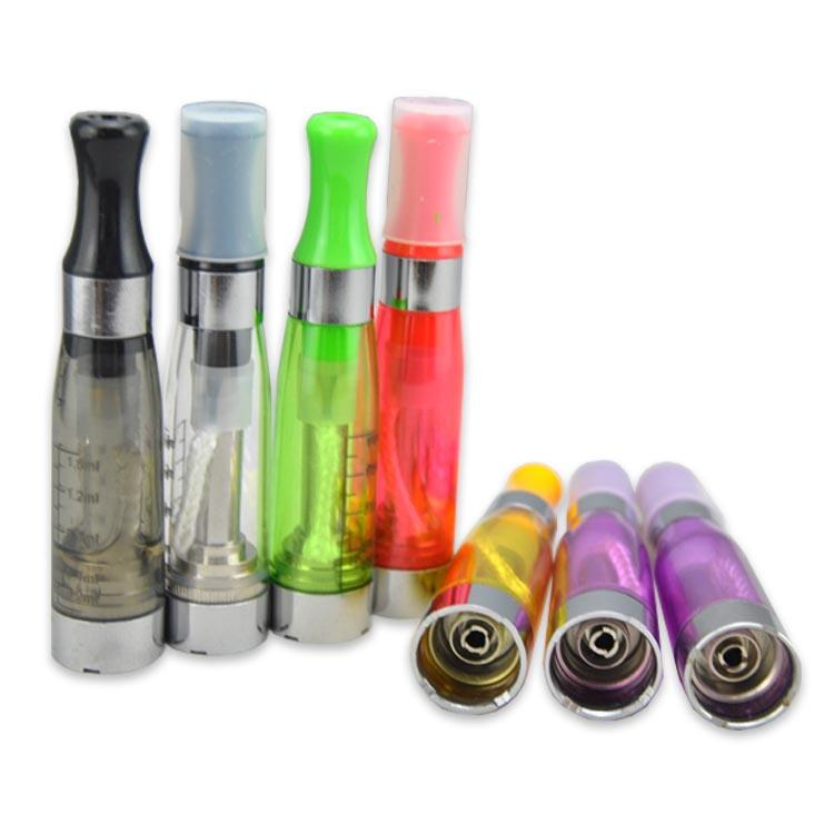 Le réservoir CE4 CE5 Clearomizer EGO de l'atomiseur CE4 CE4 CE5 dégagent le vaporisateur 1.6ml pour la batterie électronique de la cigarette eGo T EGO k
