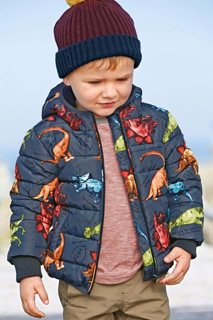 online sale exquisite design enjoy complimentary shipping 2015 New Cute Winter Boys Baby Dinosaur Coats Kids Long Sleeve Jacket  Children Hoodie Boys' Winter Coats Toddler Winter Coats Sale Winter Coats  For ...