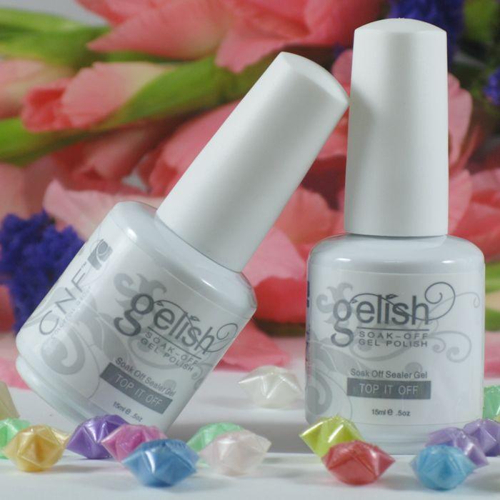 Wholesale Gelish Top Coat Primer Base Uv Gel Nail Art Polish ...