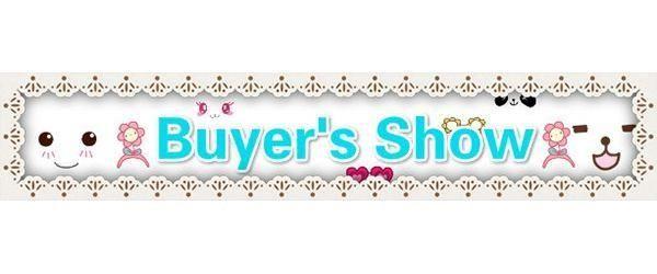 buyer\`s show