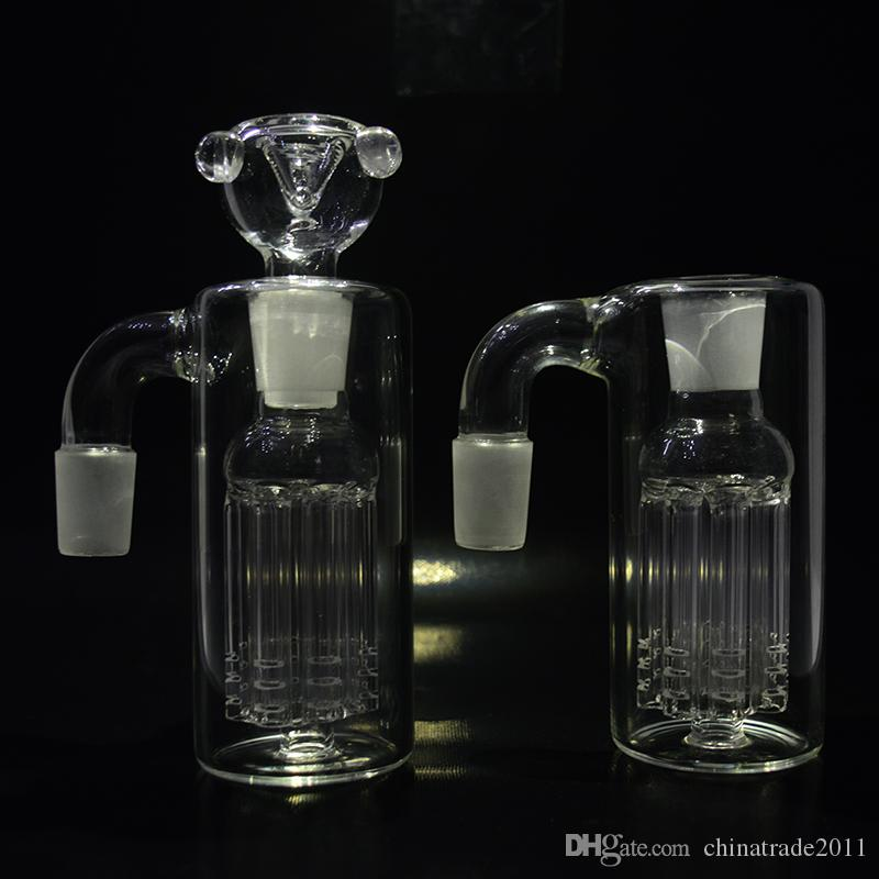 14mm 18mm Ash Catcher for Bong Water Pipes 8 Are Tree Perculator 14mm Glass Ash Catcher Dab Rigs Thickness