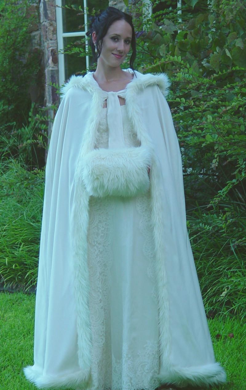 2018 2018 Winter Bridal Cloak For Wedding Dresses Fur Warm Christmas ...