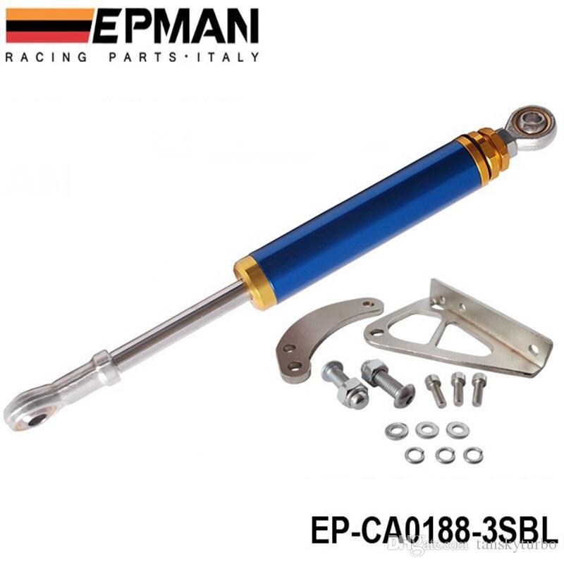 EPMAN Engine Torque Damper Dampers blue for Mazda RX7 RX-7 FD3S 93-95 EP-CA0188-3SBL Have In Stock