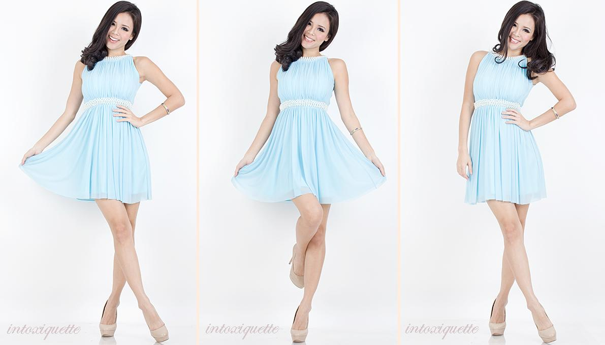 Baby Blue Junior Bridesmaid Dresses 2018 Lovely A Line Jewel With ...