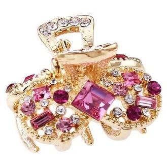 más horquilla de señora de diamante de color (2.7 * 2cm) (myyhmz)