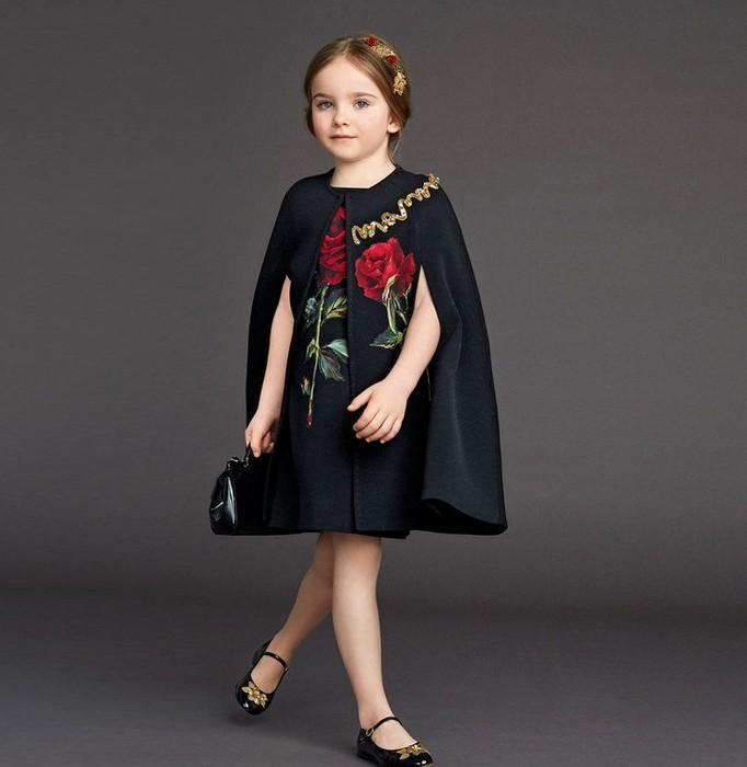 2019 Spring Italy Plus Size Girls Jacquard Dress Rose Applique Pretty  Sleeveless Cotton Children Clothing Kids Dresses From Worldtrade68, $87.44  | ...