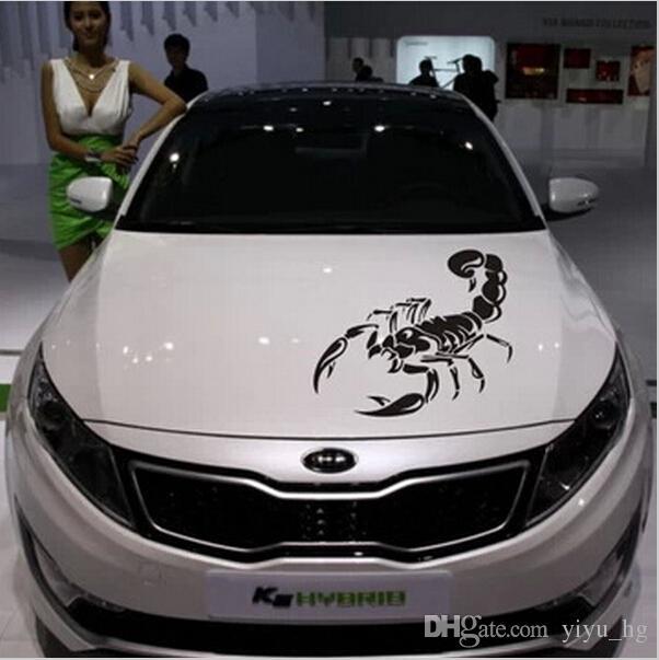 Großhandel 30 Cm Nette 3d Scorpion Auto Aufkleber Auto Styling Vinyl Aufkleber Aufkleber Für Autos Acessories Dekoration 10 Teile Los Von Yiyuhg