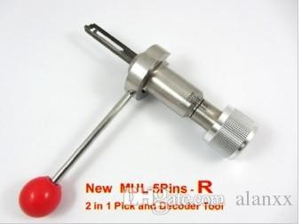 HH 2015 NEW ، أدوات قفل 2 في 1 متعددة الأغراض لفك التشفير MUL-T-Lock (RIGH) .. ، أدوات LOCKSMITH ، قاطع مفاتيح ، L