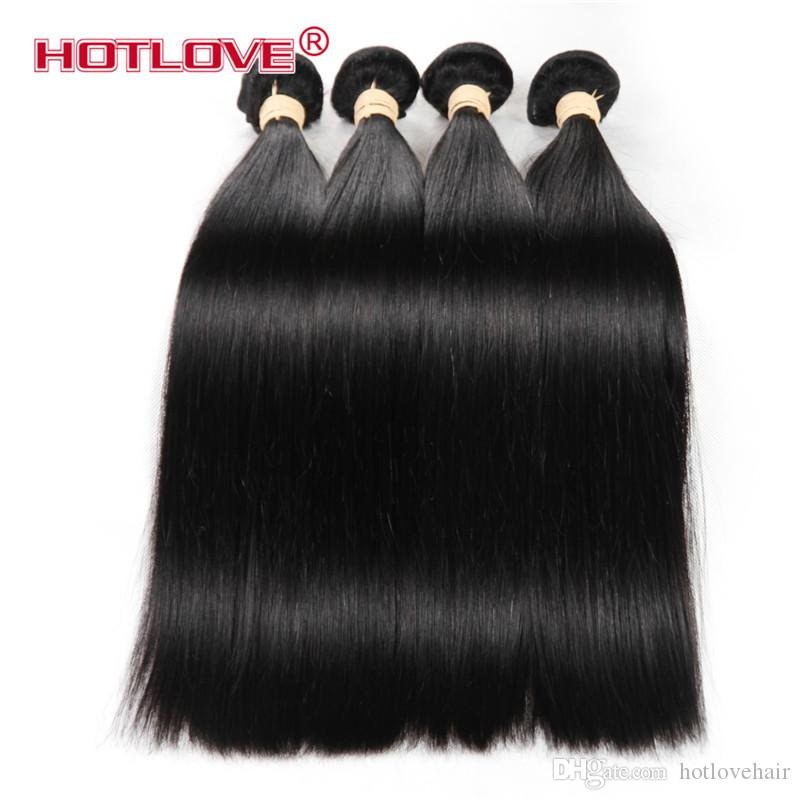 Factory Wholesale Price Brazilian Virgin Hair Bundles 1 Pcs Only Mink Brazilian Human Hair Extensions Straight Body Loose Deep kinky Curly