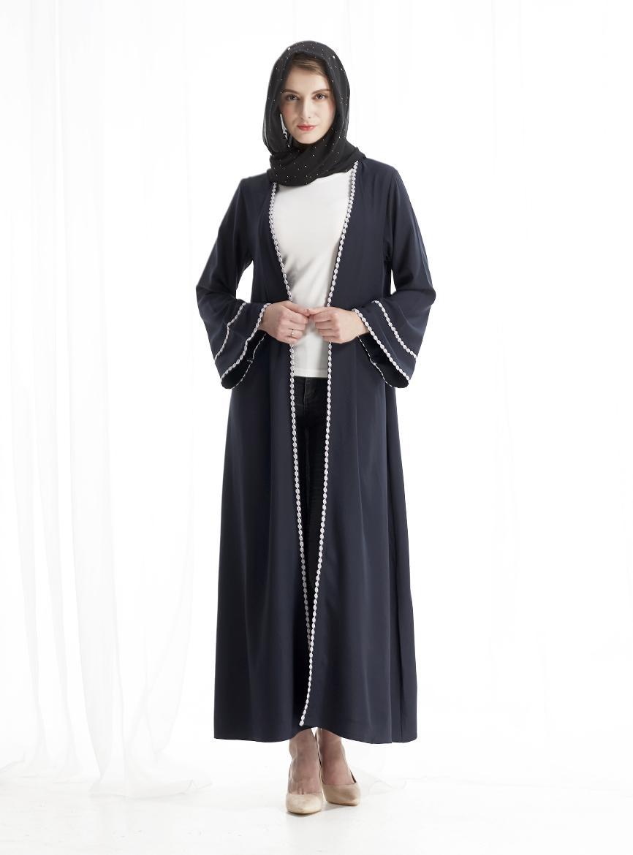 Großhandel Islamische Kleid Kaftan Lose Ethnischen Robe Nexia Frauen ...