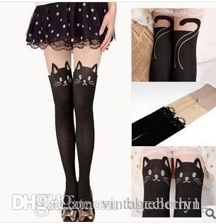 Fashion Girl's Style Women's Leggings Suit go with Dress High Elasticity Leggings Thin Pants For Autumn