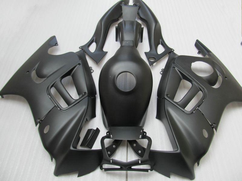 All Matte Flat Black fairing kits for Honda CBR 600 F3 fairings 1997 1998 CBR600 F3 97 98 fairing kit
