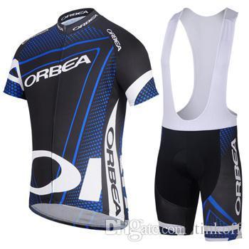 2014 orbea mens ciclismo bib shorts mountain road clothing manga curta fechar o encaixe desgaste