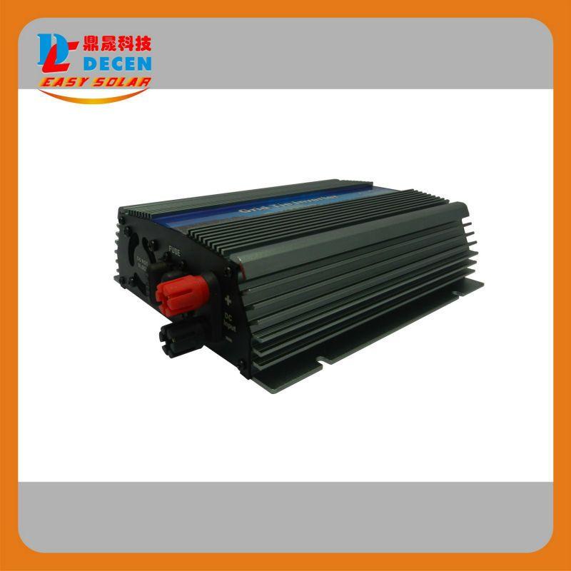 DECEN@ 20-50V 600W Pure Sine Wave Solar Grid Tie Inverter with MPPT, Output 90-140V.50hz/60hz, For Home Alternative Energy