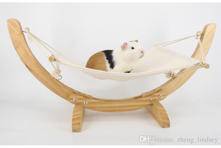 Acheter Lit En Bois Pour Chien Lit De Repos Pour Chien Hamac Lit Pour Chien Amovible Suspension Pour Hamster Rabbit Cradle De 3919 Du Zhenglindsey