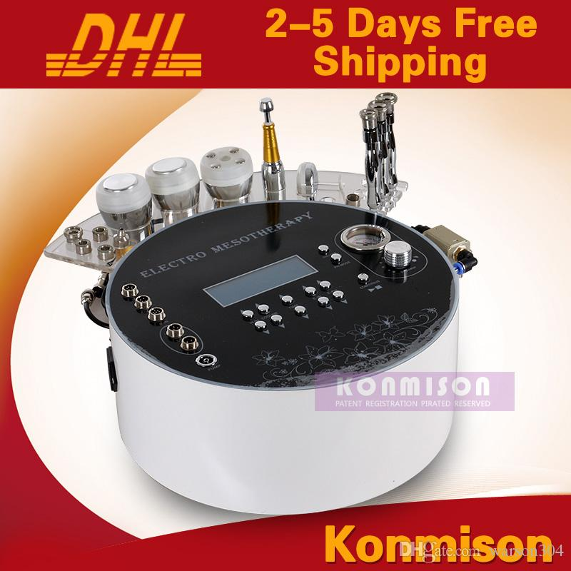 New No Needle Mesotherapy Skin Care Facial Machine For Salon Use Multifunction Needle Free Beauty Equipment