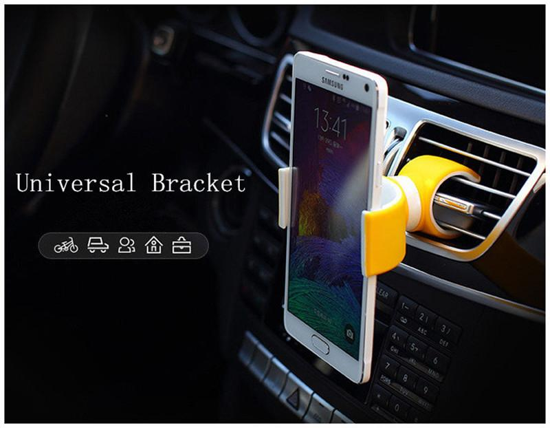 Car Phone Holder 360 ° Porte giratorio Teléfono Voiture Kenu Airframe Telefoon Houder Soporte Movil Coche Soporte Movil Car gps Holder